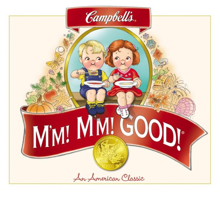 Print Amp Frame Cambell S Soup Kids Mom Amp Grandma