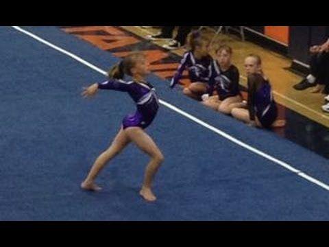 USA Gymnastics   Level 4 - YouTube