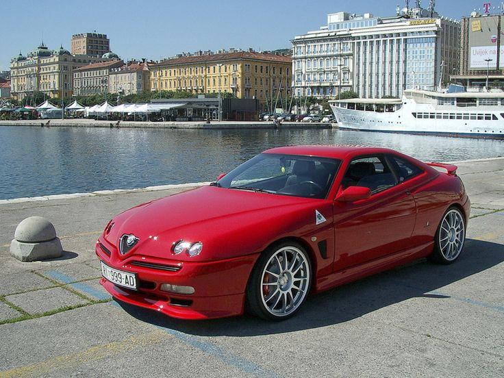 Alfa GTV 3.0 V6 24 Valvole shining!