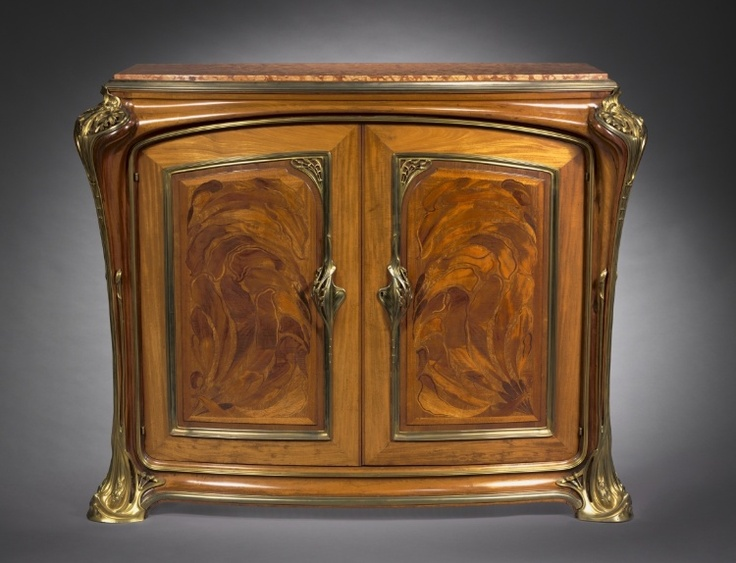 Cabinet by Louis Majorelle (French) c. 1910