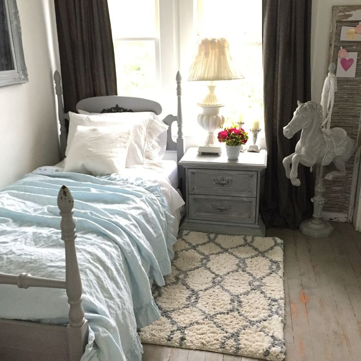 25 best ideas about twin size bed frame on pinterest for French provincial girls bedroom ideas