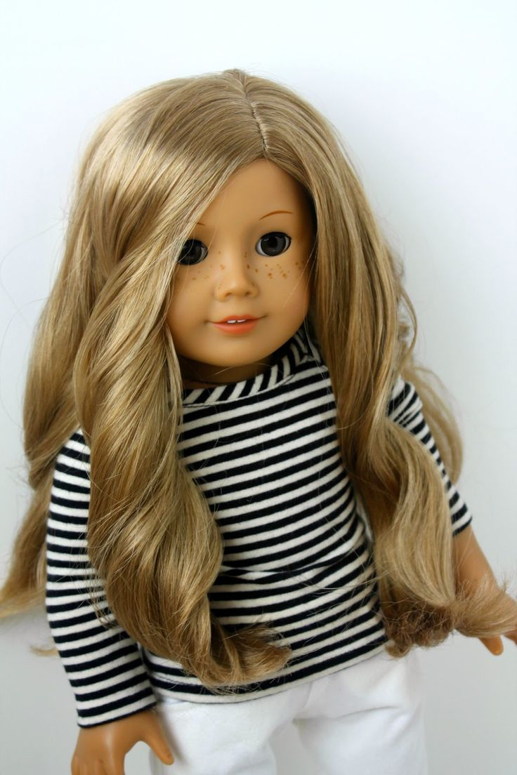 Cute hairstyles for barbie dolls - Doll Delight By The Spicys How To Tame Your Wild Mane For Wavy Haired Dolls