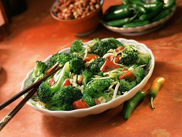 Broccoli  May protect against: Many cancers including lung, colon, breast, bladder, prostate
