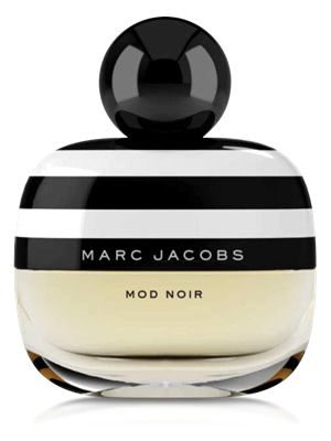 """Marc Jacobs Mod Noir ~ Designer Marc Jacobs, inspired by the 60s fashion called """"mod"""" and black and white stripes, launches his new fragrance in 2015 called Mod Noir. T"""