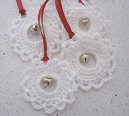 Jingle Bell Ornament.....I need to make some of these!!!