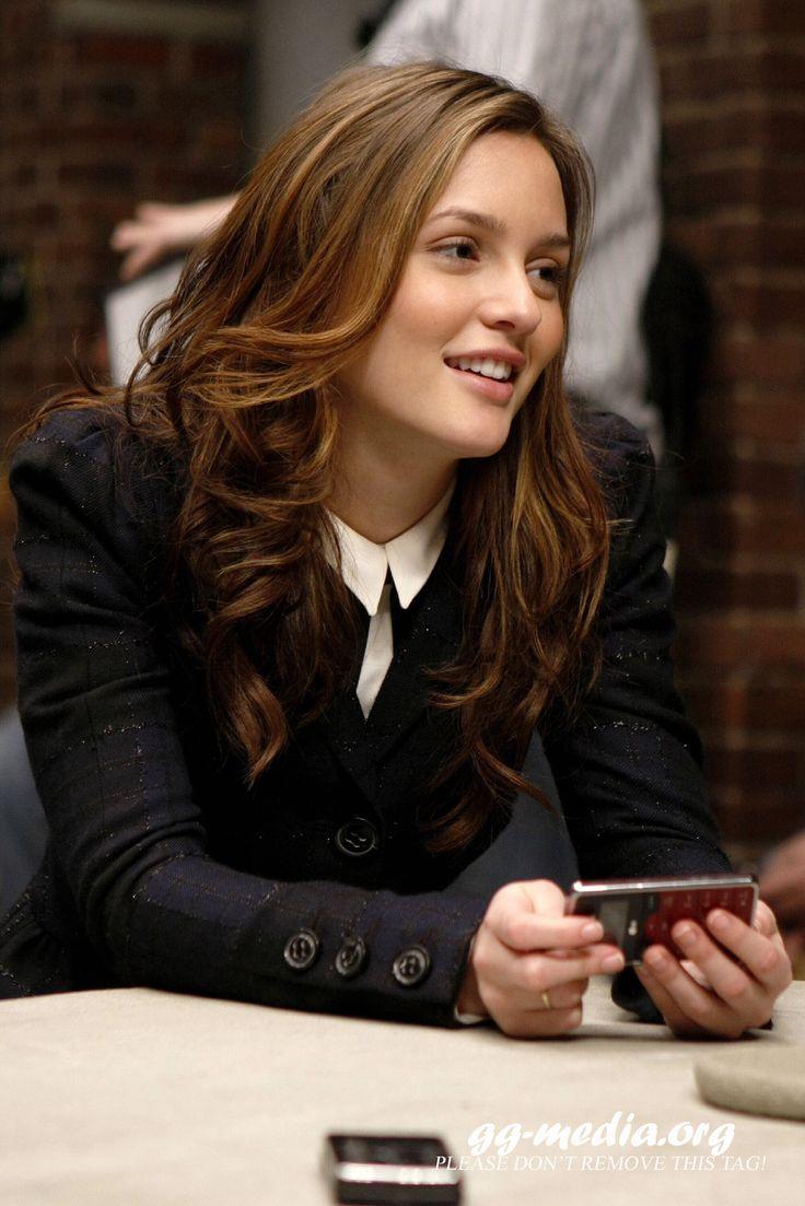 Blair Waldorf Hairstyles Season 6 | www.pixshark.com ...