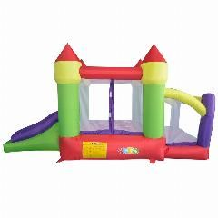 [ $50 OFF ] Yard Kids Best Gift Bouncy Castle Outdoor Moonwalk Ball Pit Inflatable Slide Combo Special Offer For Hot Zone
