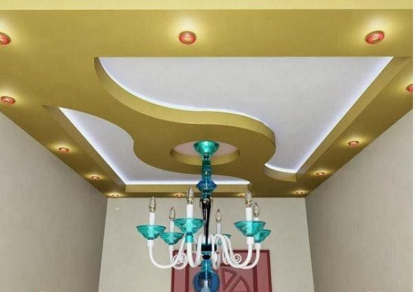 42 best images about faux plafond on pinterest for Decoration platre moderne
