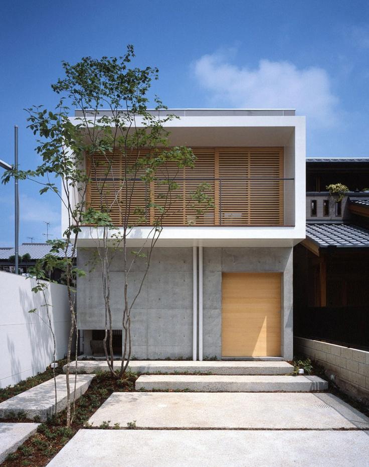 House in Murasakino - Hiroshi Yoshikawa Architects Design Office - Tokyo, Japan - 2005
