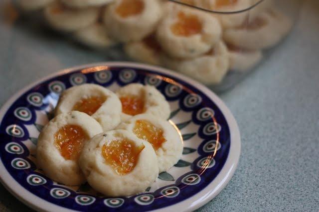orange rosemary shortbread | dessert | Pinterest