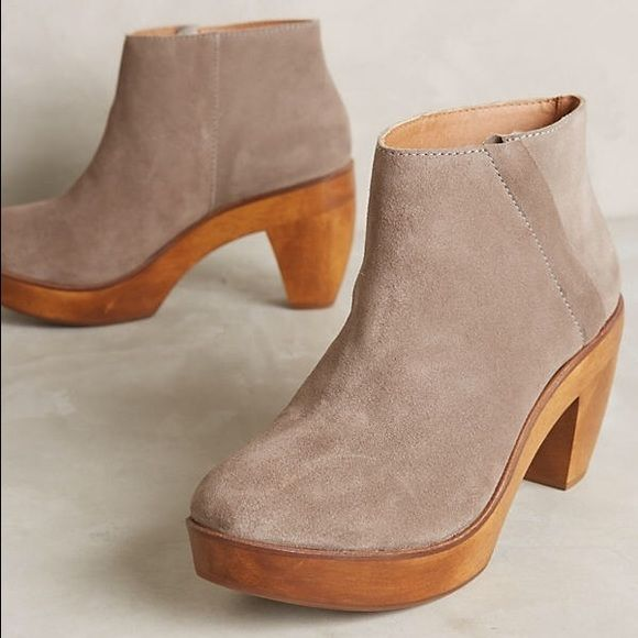I just discovered this while shopping on Poshmark: anthropologie • kelsi dagger atena bootieNWT. Check it out!  Size: 8.5