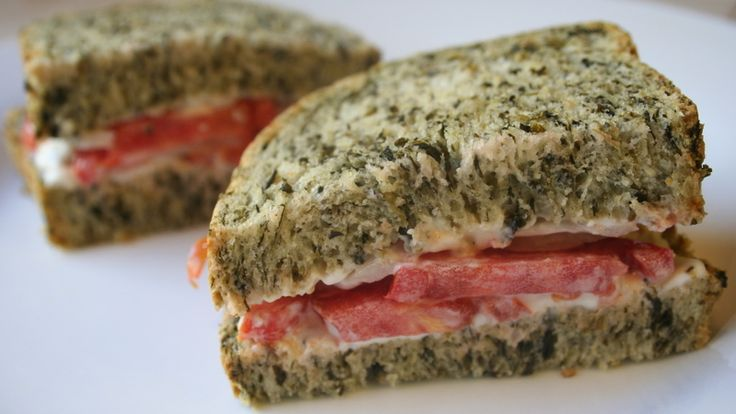 Spinach And Feta Cheese Yeast Bread