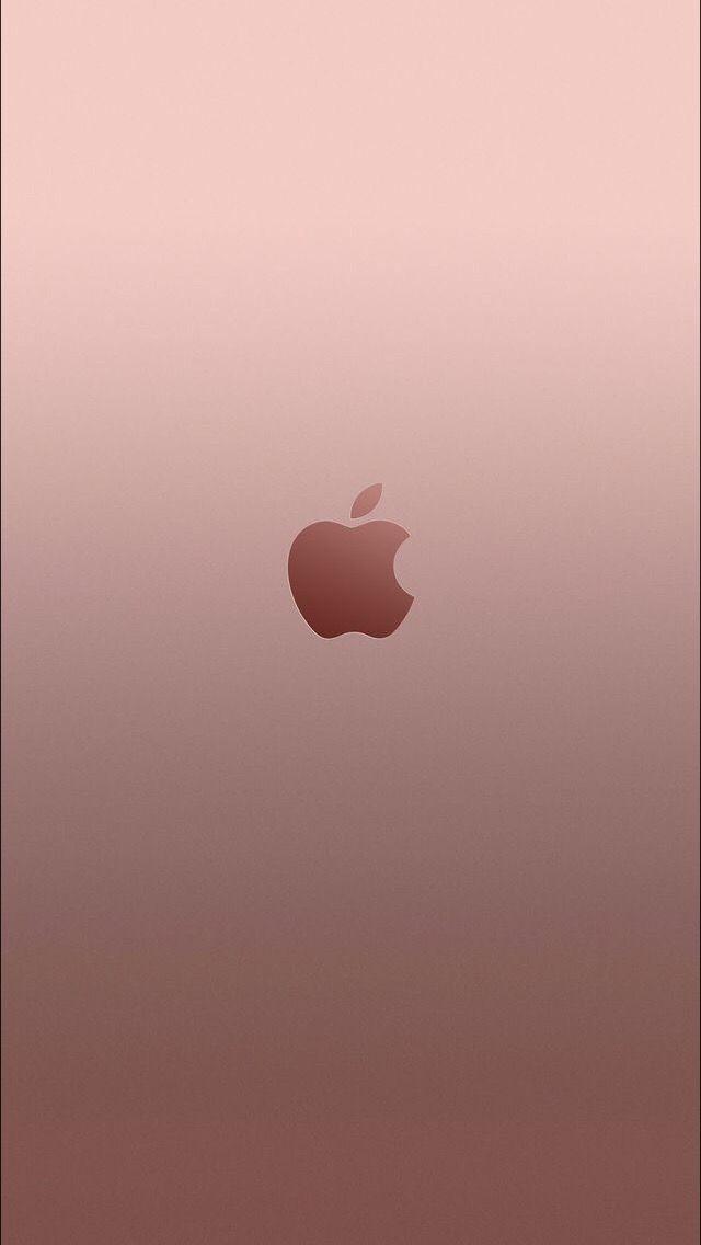 Обои wallpapers iPhone logo Apple