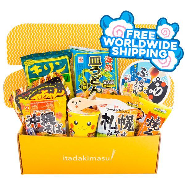 Japan Crate - Umai (Noodle subscription)