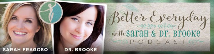 Better Everyday Podcast - With Sarah and Dr. Brooke. Episode #6: Ladybits, Post-Pregnancy, Core, Floor & More with Dr. Brianne Grogan! Dr. Grogan dives into discussing the complex female body, including the changes and impact of pregnancy and improper exercise training. This Podcast is full of information regarding the female body, and how to get it back in order naturally with proper exercise and care.