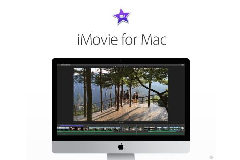 Best GoPro Software from VidProMom - iMovie