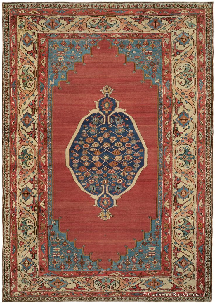 17 Best Images About Antique Persian Bakshaish Rugs On