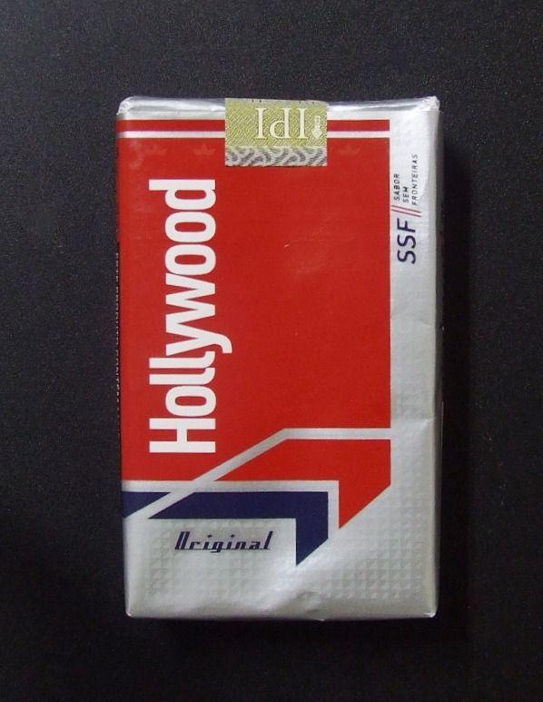 Embalagem de Hollywood Original