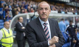 Mark Warburton has angrily hit out at Alan Stubbs' claim that Rangers spend four times as much on players as Hibs, telling his Scottish Championship rival to focus on his own team.