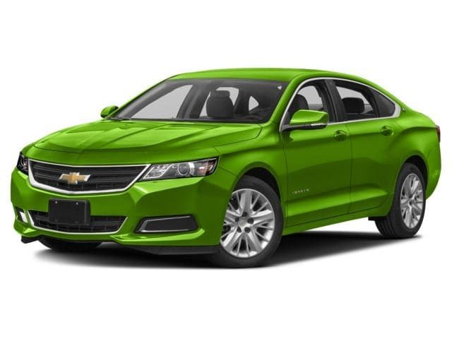 2018 Chevrolet Impala Choose Trims Options And Accessories To