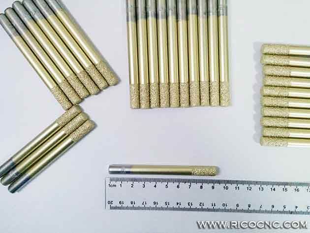 cnc router marble cutting bits