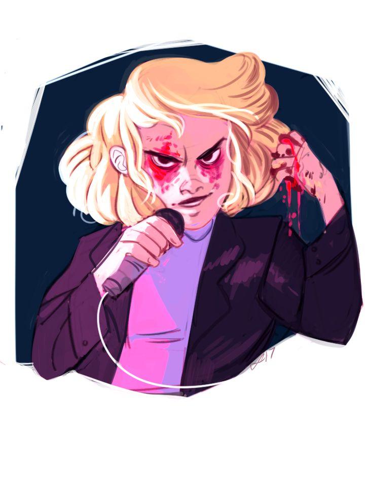 Steven Universe Fan Art! — foxboros: sadie the donut murderer
