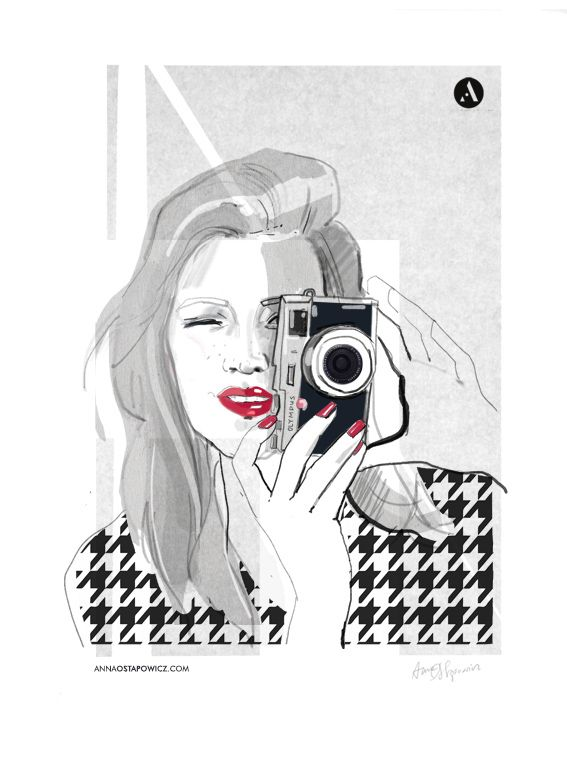 PORTRAIT WITH CAMERA
