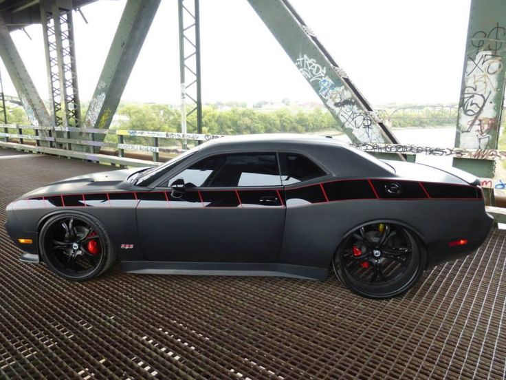 2012 Dodge Challenger SRT8 392HEMI Wide Body – American Muscle Cars