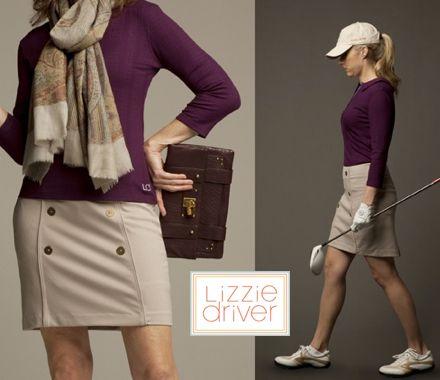 25+ best ideas about Womens golf attire on Pinterest | Women's ...