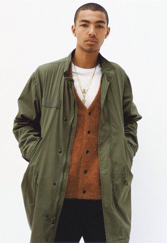 Jacken trends winter 2015 manner
