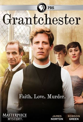 Masterpiece Mystery!: Grantchester [2 Discs] [DVD]