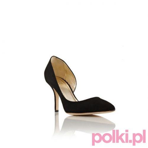 Czarne szpilki Baldowski by Zień #polkipl #buty #shoes #baldowski #zien