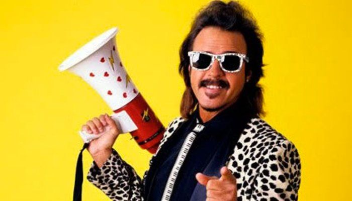 How Andy Kaufman Helped Jimmy Hart Get His Nickname