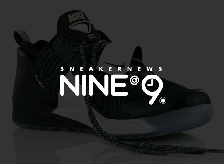 Sneaker News NINE@NINE: NFL Turf Trainers