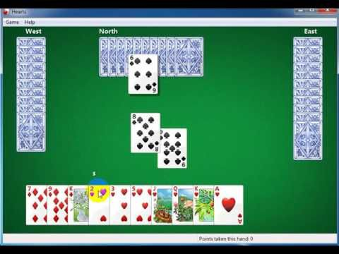 Free Best Mobile Games Video 2017: How to Play Hearts: Card Game by Best Game Online ...