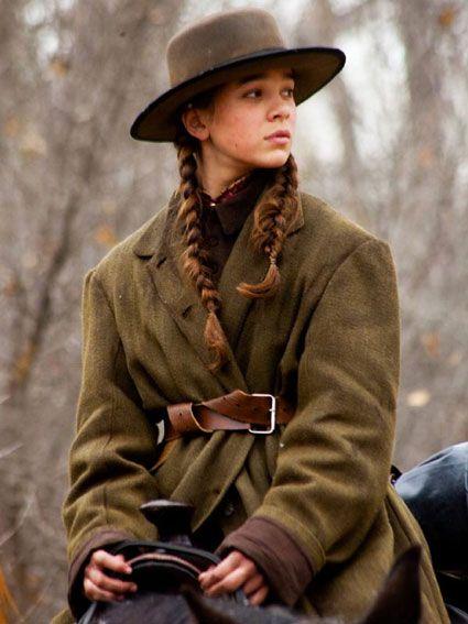 Hailee Steinfeld in 'True Grit' (2010)