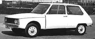 OG   1967 FSO Syrena 110   Prototype