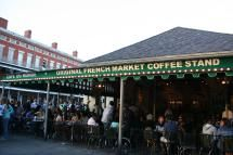 11 Under $5 -- Super-Cheap Things to do in New Orleans' French Quarter: Sip Coffee at One of the World's Most Famous Coffeeshops