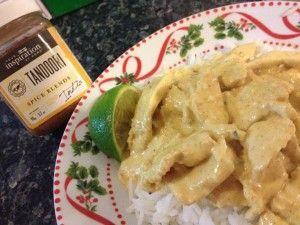 Tandoori Chicken - Your Inspiration at Home - Recipes