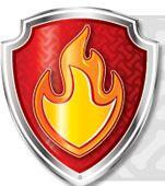 Marshall's badge                                                                                                                                                                                 Mais