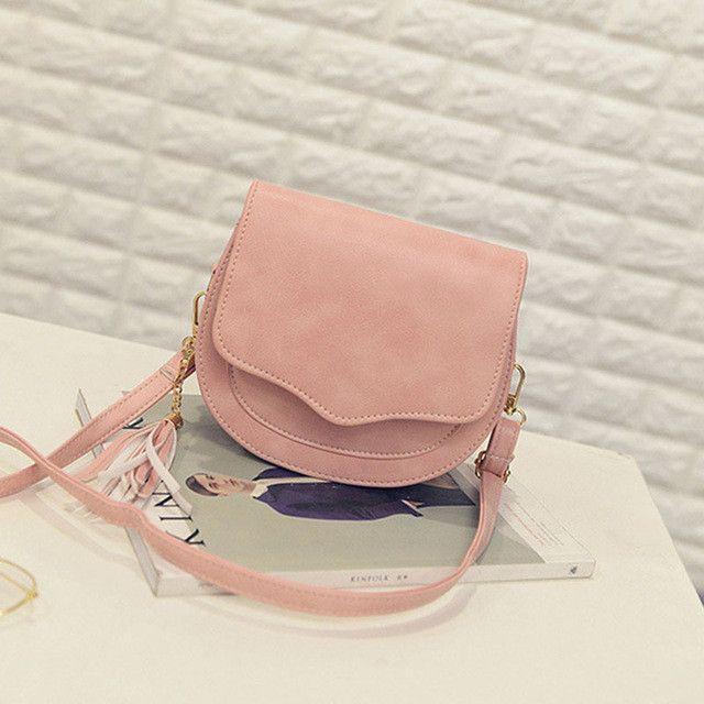 Cute Sling Bag Women Tassel Bags Small Crossbody Bags for Women Handbags shoulder Women Messenger bag purses and handbags