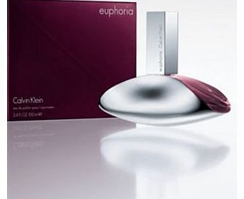 Calvin klein Euphoria oz bottle new in box -But without plastic. Recieved  it as a gift, but cannot wear around my parrot. shes very sensitive to ...