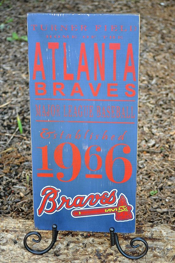 Atlanta Braves Bedroom Decor: 53 Best Mancave/Brian's Space Images On Pinterest