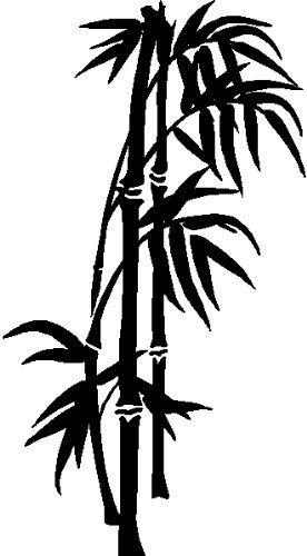 BAMBOO TREE WALL ART STICKERS DECALS HOME DECOR GRAPHICS, BLACK by EYE CANDY SIGNS, http://www.amazon.com/dp/B002DUKRUI/ref=cm_sw_r_pi_dp_8HBEqb1SAZKGK