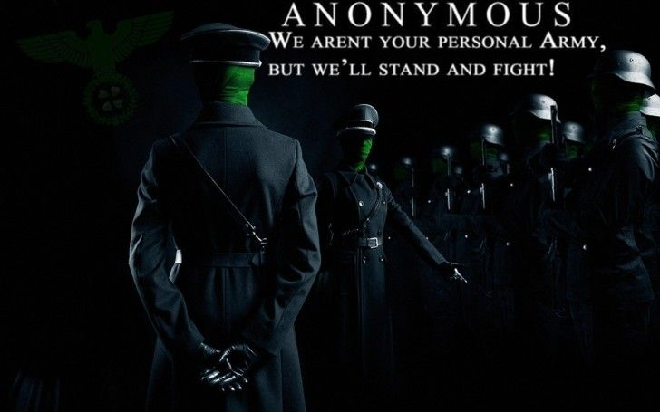 Anonymous Wallpapers Anonymous Army Wallpaper celwall
