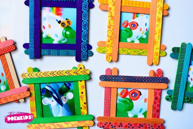 Jouw favo foto in een frame van lollystokjes! Rol de rode loper maar vast uit voor week 6 van de Tour de Talent! Het thema is Film & Fashion en daarvan zullen vast en zeker prachtige foto's wor…