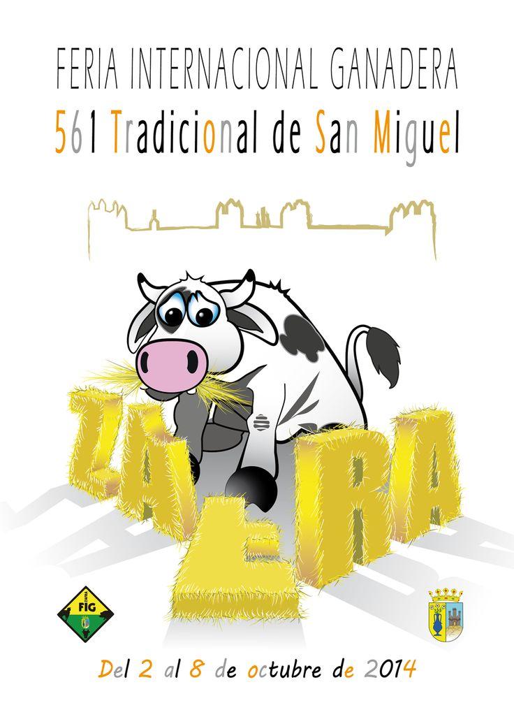 Freria Internacional Ganadera de Zafra en #Extremadura