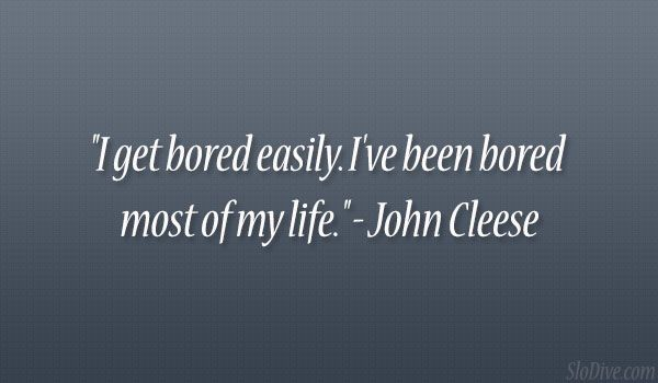 john cleese quote 24 Wickedly Witty Quotes About Life