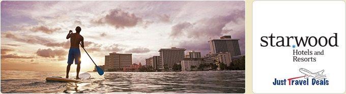 Starwood Hotels & Resorts, Hawai'i - 5 nights with air from $805