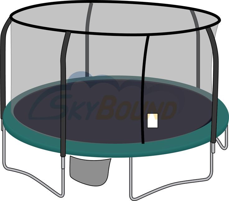 Best 25+ Trampoline Spring Cover Ideas On Pinterest